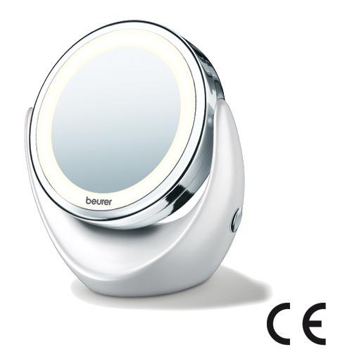 آینه لامپ دار مدل BS49