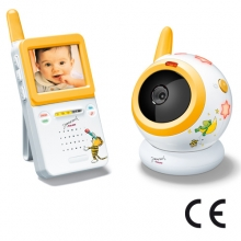 مانیتورینگ تصویری کودک بیورر (beurer) مدل JBY100
