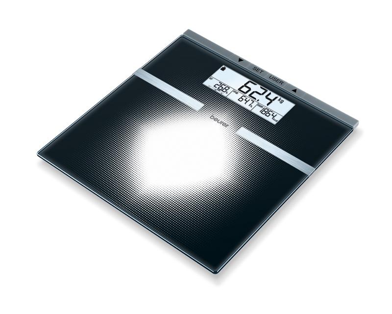 ترازوتشخیصی شیشه ایBG21