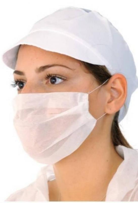 پک 100 تایی ماسک دو لایه سلولزی