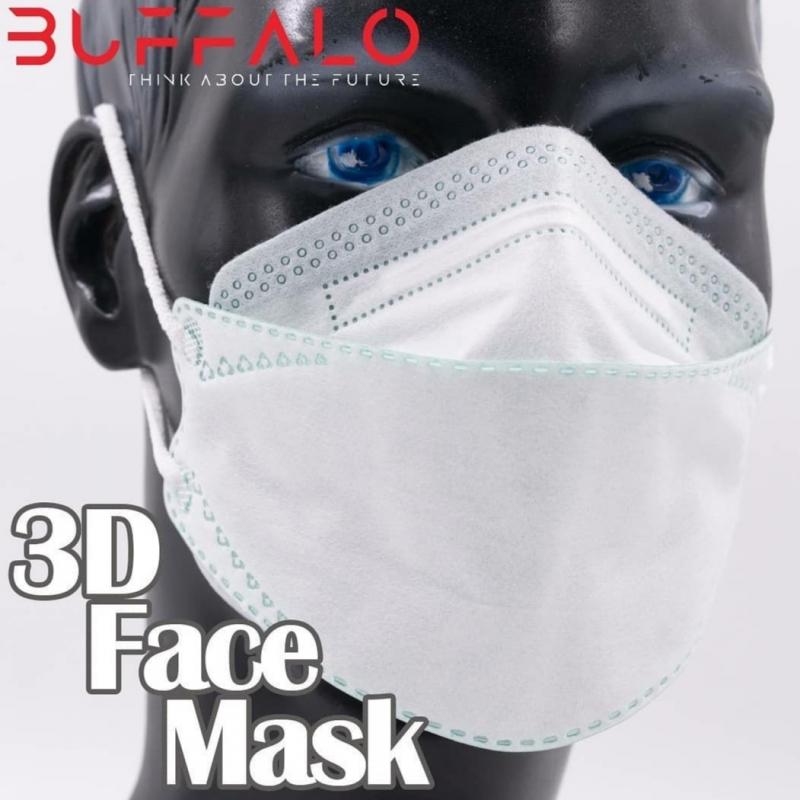 ماسک 25 عددی سه بعدی بوفالو سایز بزرگ