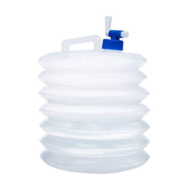 گالن آب شیر دار تاشو 10 لیتری