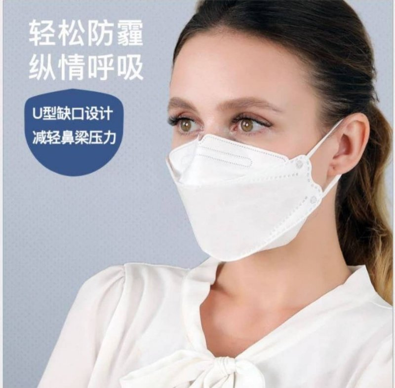 جعبه 20 عددی ماسک سه بعدی KF94 وارداتی