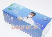 جعبه 25 عددی ماسک NANO سه بعدی N95 ریما