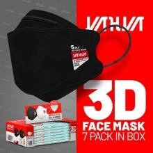جعبه 21 عددی ماسک سه بعدی یحیی